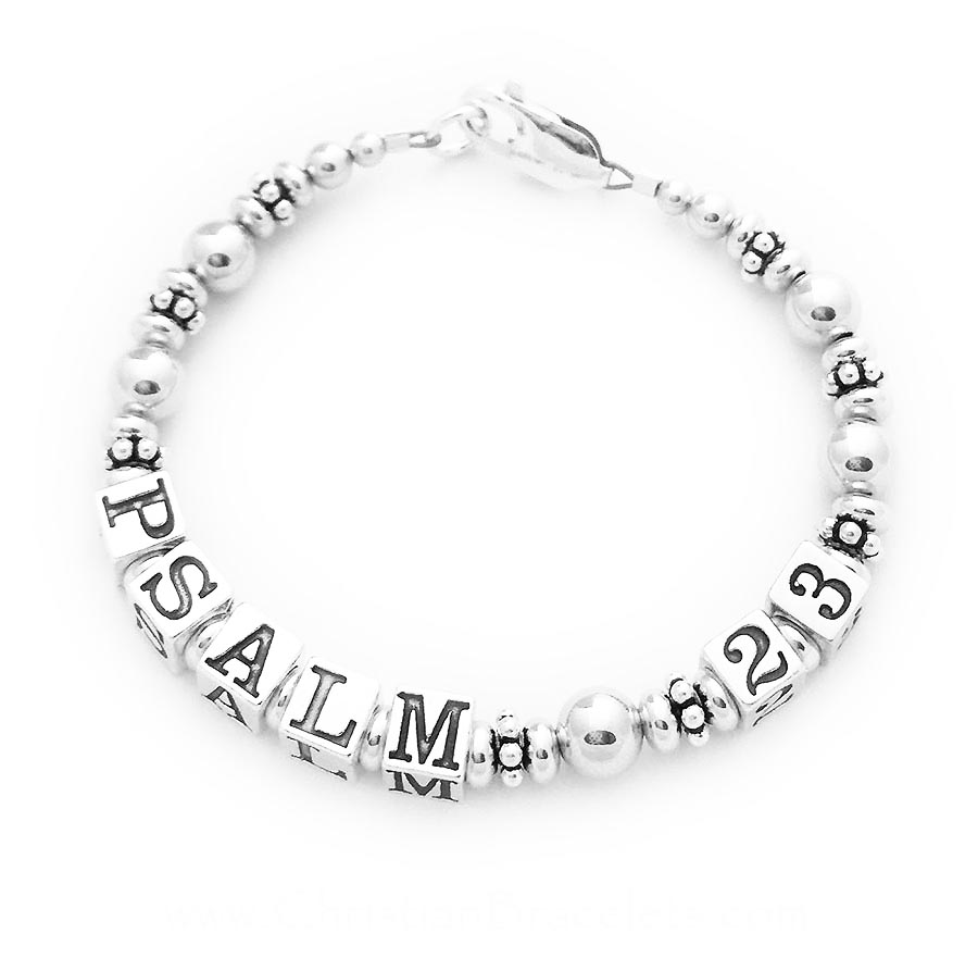 The Lord is My Shepherd Bracelet - CB-BVB-09