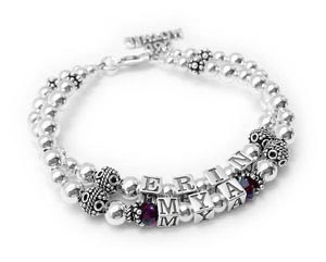 God Mother Bracelet with God Mother Charms